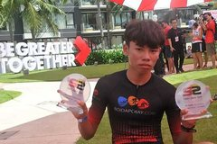 Local student wins Sunrise Sprint Vietnam