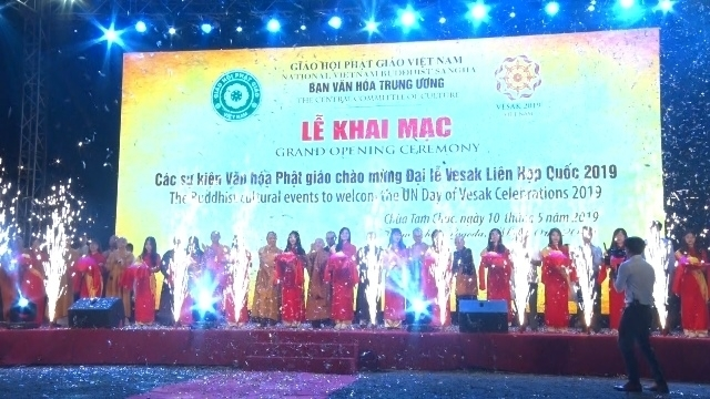 Series of cultural events welcoming UN Day of Vesak Celebrations 2019 launched