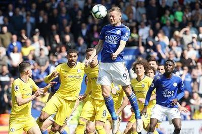 Chelsea hòa thất vọng trước Leicester trận cuối mùa
