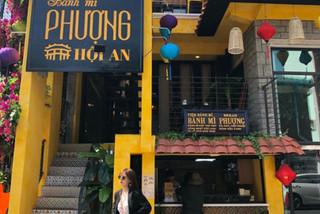 Vietnamese banh mi loved in Korea