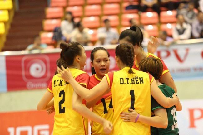 VTV9-Binh Dien Int'l Women's Volleyball Tournament opens