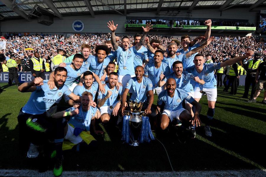 Man City vô địch Anh: Quyền lực của đồng tiền