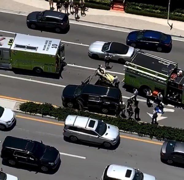Xả súng bắn giết gần khu nghỉ dưỡng của ông Trump