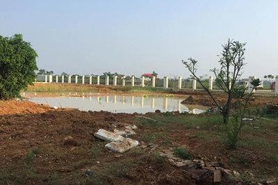 Thanh Hóa: Múc trộm đất sân bay đem bán, tạo hố khiến bảo vệ chết đuối