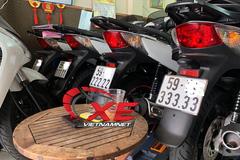 Trả 700 triệu cho xe máy bình dân, tay chơi quyết không bán