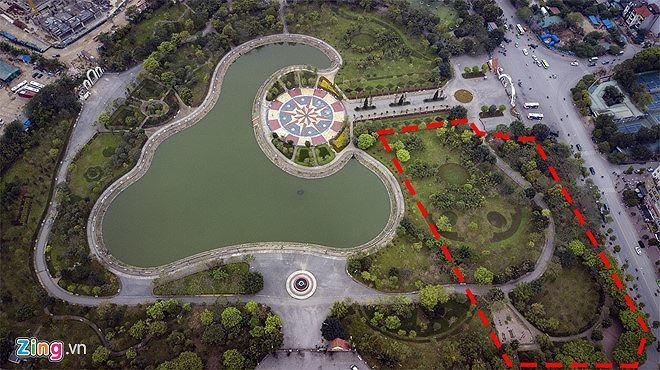 Dân phản đối 'xẻ' công viên làm bãi đỗ xe, quận lo thành điểm nóng