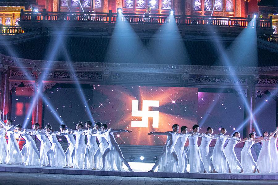 Mãn nhãn với màn trình diễn của 8 quốc gia trong 'Đại lộ di sản'