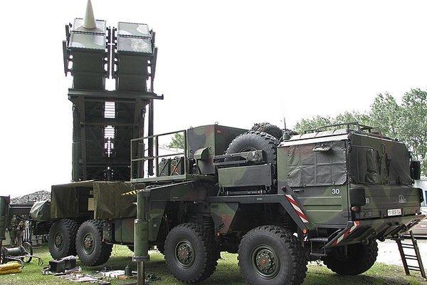Ấn Độ,Nga,Mỹ,tên lửa phòng không,S-400,Patriot,Thổ Nhĩ Kỳ