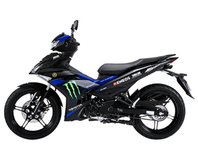 xe tay côn,Yamaha Exciter Monster,Yamaha