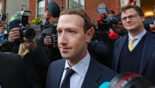 Facebook,Mạng xã hội,Mark Zuckerberg