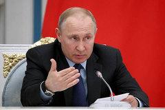 Putin tổ chức một loạt cuộc họp về vũ khí