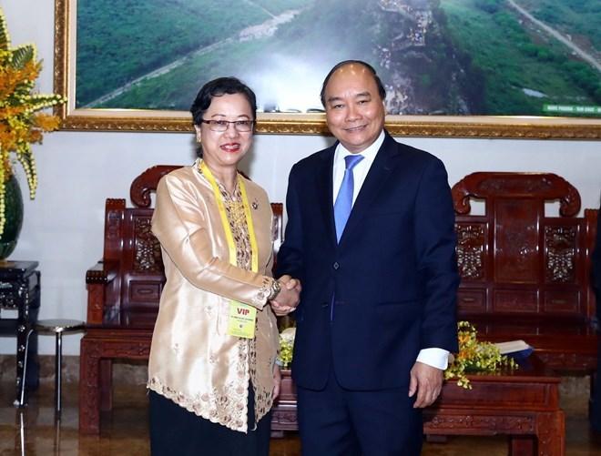 Prime Minister receives UN Under-Secretary-General