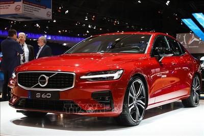 Hãng Volvo thu hồi hơn 6.000 xe tại Trung Quốc