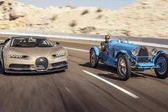 Chiếc xe Bugatii đẳng cấp hơn cả Chiron và Veyron