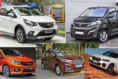 5 mẫu ô tô mới đáng chú ý nhất trong tháng 5/2019