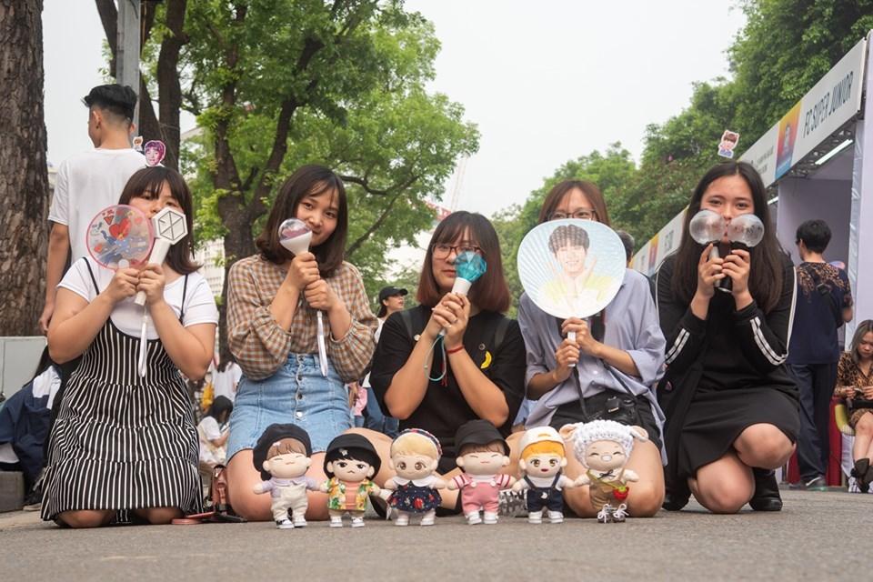 Min,Có em chờ,Lễ hội K-pop 2019