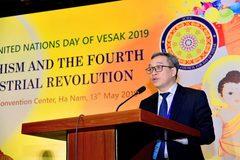 Phật giáo vượt qua thách thức của cuộc cách mạng 4.0
