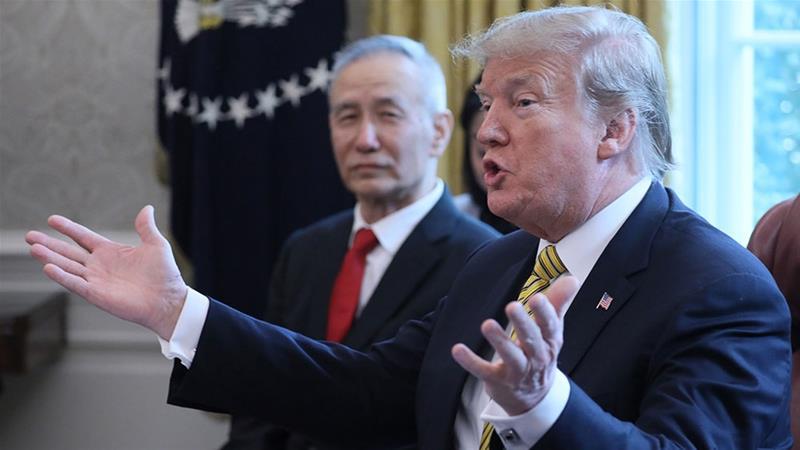 Mỹ,Trung Quốc,Mỹ Trung,cuộc chiến thương mại,chiến tranh thương mại,thương mại,kinh tế,Donald Trump
