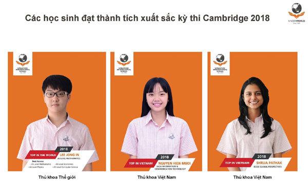 Đào tạo toàn diện ở trường Quốc tế Singapore