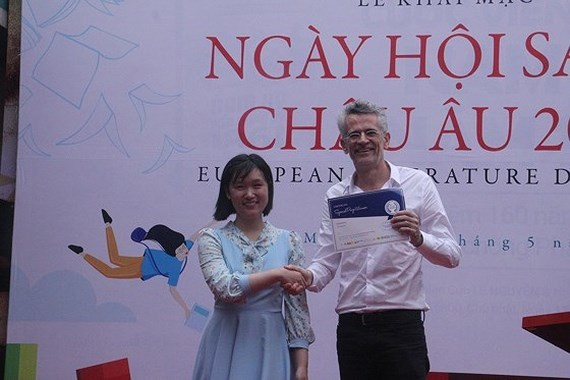 European Book Day 2019 opens in HCM City