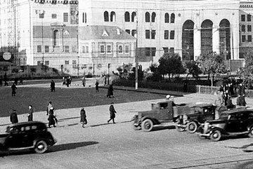 Điện Kremlin 'biến mất' trong Thế chiến 2 thế nào?