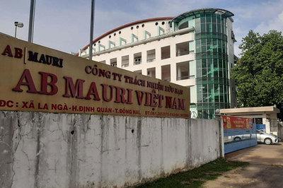 Gây sự cố môi trường nghiêm trọng, AB Mauri Việt Nam vẫn chưa bị xử lý