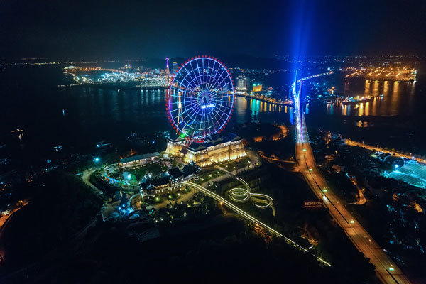 Ha Long City transformed into Vietnam's top destination