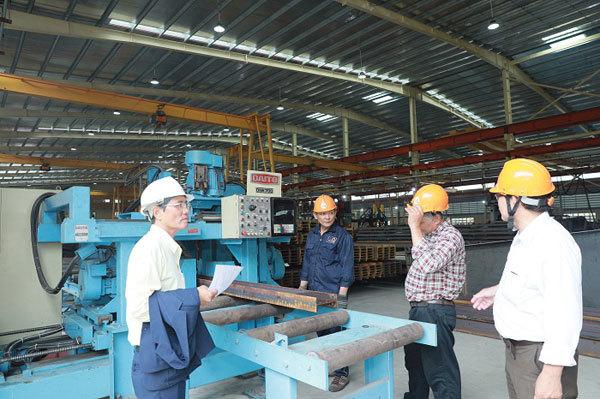 Nghĩa Phát Steel khai trương nhà máy thứ 2 ở Củ Chi