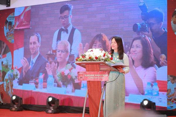 Ra mắt trường tiểu học quốc tế chuẩn Canada ở Hà Nội