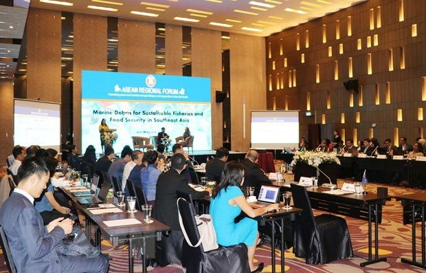 Regional workshop discusses marine plastic waste management