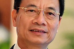 Minister Nguyen Manh Hung talks about 4.0 industrial Revolution