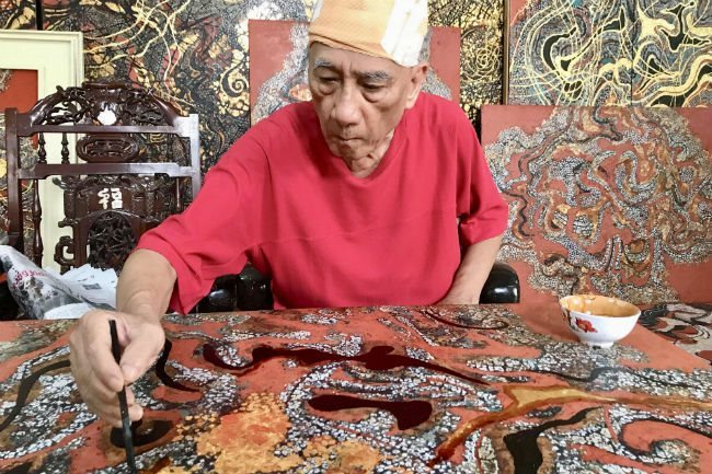 Truong Be – a life devoted to art