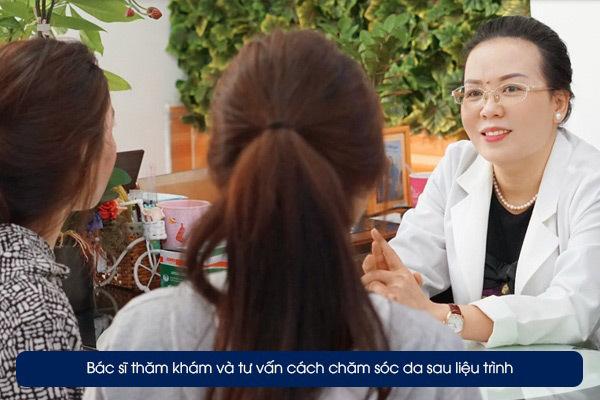 Dr. Huệ Clinic & Spa- địa chỉ điều trị mụn uy tín ở TP.HCM