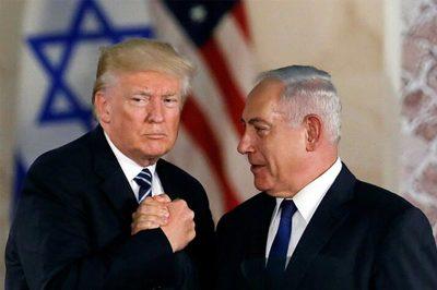 Israel tiết lộ quà trả ơn ông Trump