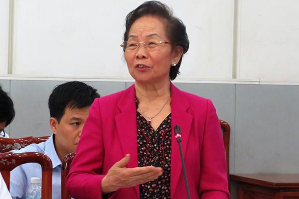 tham nhũng,giám sát quyền lực,Nguyễn Thị Doan