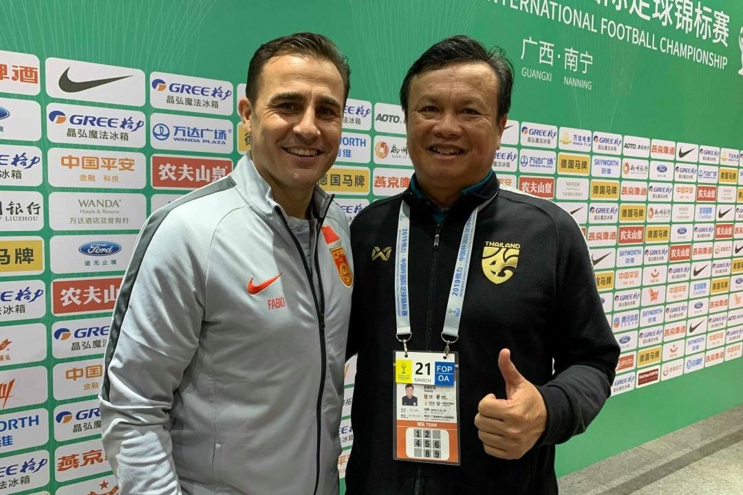 Tuyển Thái Lan,tuyển Việt Nam,King's Cup,Muangthong United