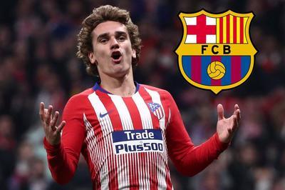 MU câu Dybala và Costa, Griezmann gật về Barca