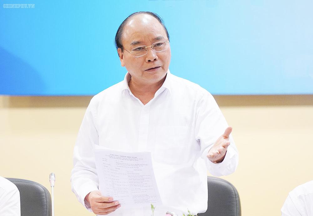 Thủ tướng Nguyễn Xuân Phúc,Nguyễn Xuân Phúc,Đại hội 13,Đại hội Đảng
