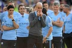 Man City có thể bị UEFA cấm dự C1 vì gian lận
