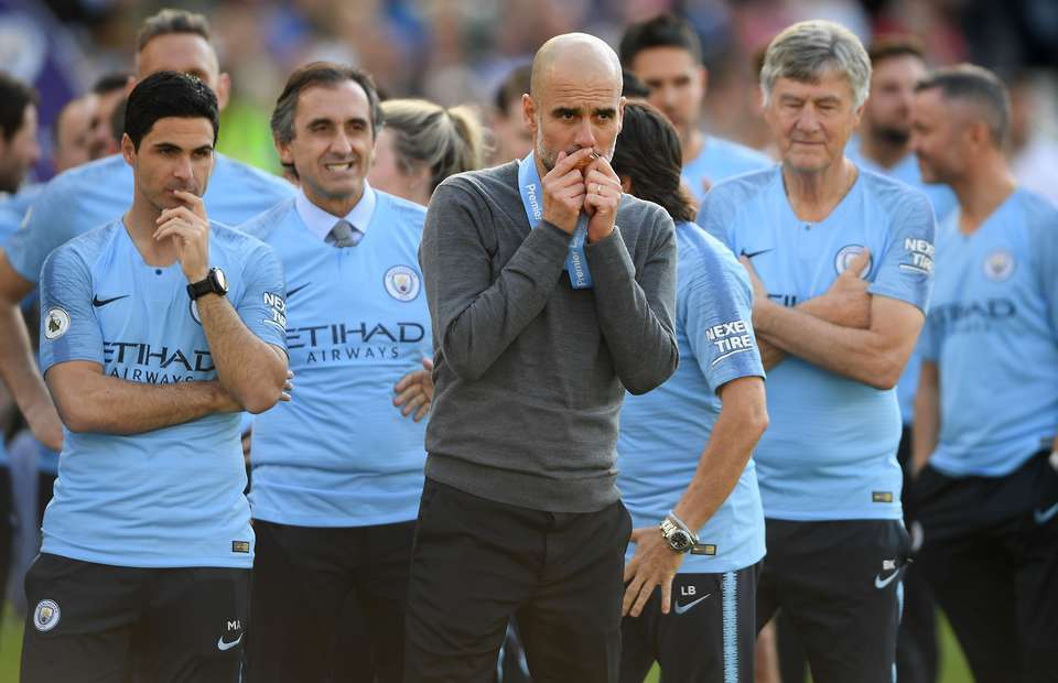Man City,Pep Guardiola