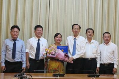 Nhân sự mới TP.HCM, Thanh Hóa, Nghệ An