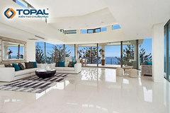 Cửa nhôm Topal- giải pháp thẩm mỹ cho ngôi nhà hiện đại