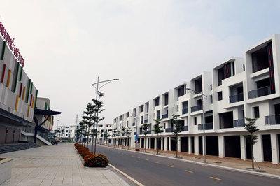 Khu đô thị và thương mại Việt Trì hút khách bằng sổ đỏ