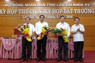 Lào Cai bầu bổ sung Phó chủ tịch tỉnh