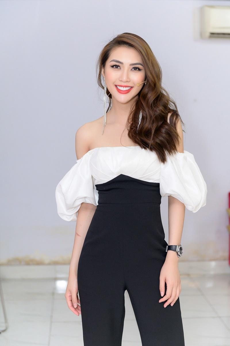 Ngọc Sơn nhận Hoa hậu Tường Linh là con gái, đưa ra tiêu chí 'độc' kén rể
