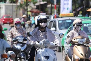 Northern, northern central region to face hot weather