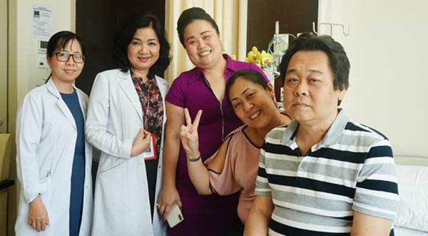 5 ngày tăng 15 kg, người đàn ông ở Sài Gòn nguy kịch