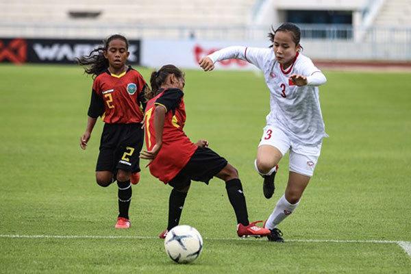 Vietnam beat Timor Leste at AFF football champs