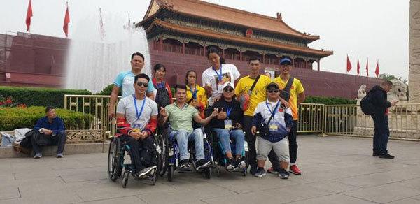 Van claims two titles, Vietnam third strongest at World Para Athletics Grand Prix
