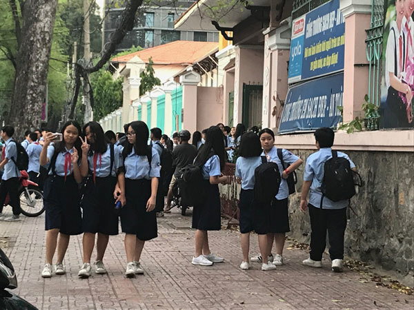 HCM City: 37 school zones to be modified to ensure road safety